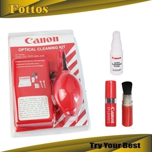 Hot sell 7 in 1 clean kit for Canon Nikon camera lens and digital screen LCD