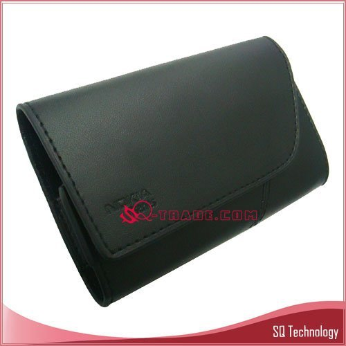 Hot Sale Leather Case For Nokia N96 Leather Case Pouch