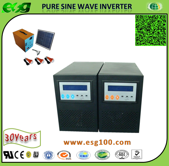 <strong>DC</strong> TO AC off grid solar pure sinve wave inverter 300W 15A/25A
