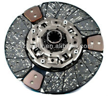 clutch driven disc assembly