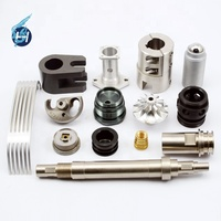 customized parts aluminum stainless steel titanium CNC turning precision milling parts cnc turning parts