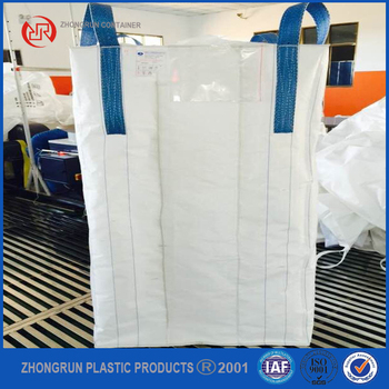 1 Ton Pp Woven Bags Recycling Bulk Bag 500kg For Grain Rice Sugar