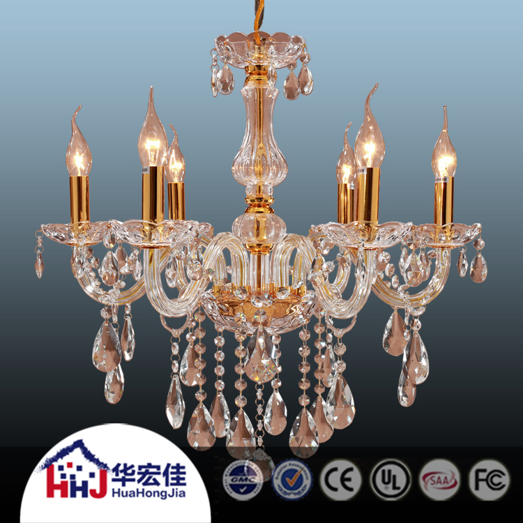 Cheap clear amber glass arm modern hotel chandelier with cups bowls cheap clear amber glass arm modern hotel chandelier with cups bowls glass raindrops crystals aloadofball Images