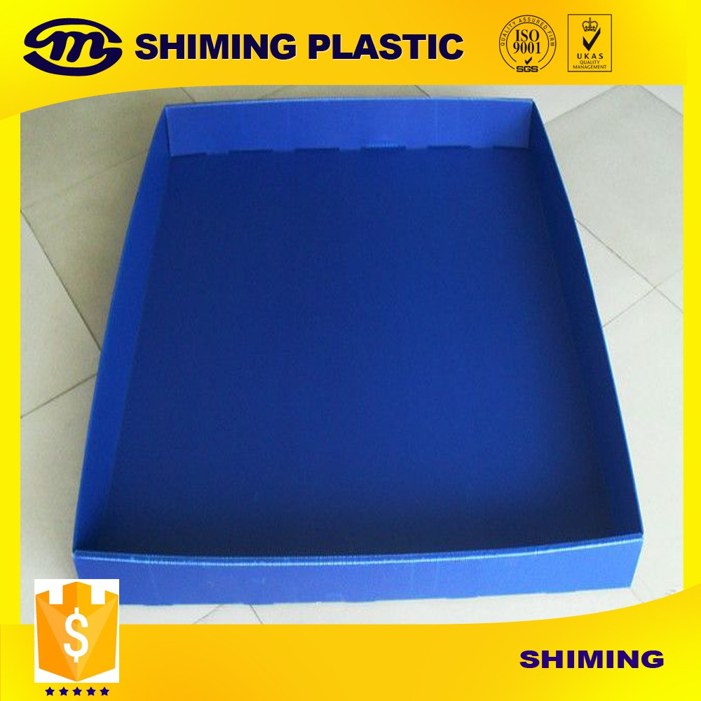 Pp Coroplast Board Sheet Corrugated Plastic Pallet