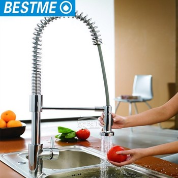 BESTME kitchen sink water faucet/wholesale kitchen long neck taps ...