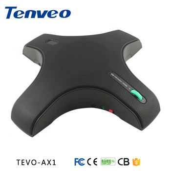 Tevo Ax1 Audio Video Conferencing Microphone For Skype Conference Best Home Office Speakerphone