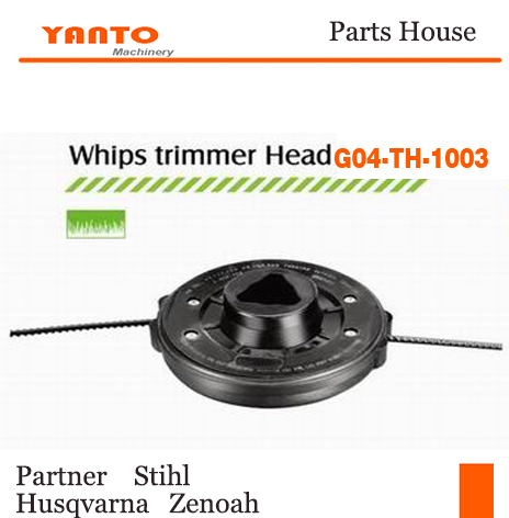 Speed Feed & Easy Load Nylon Line Line Trimmer Bump Head (universal Fitting  - Buy Fixed Line Trimmer Head,Brush Cutter Gear Head,Grass Trimmer Head
