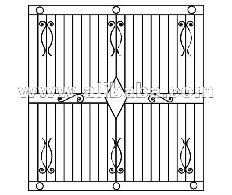 Bangladesh Window Grill, Bangladesh Window Grill Manufacturers and ...