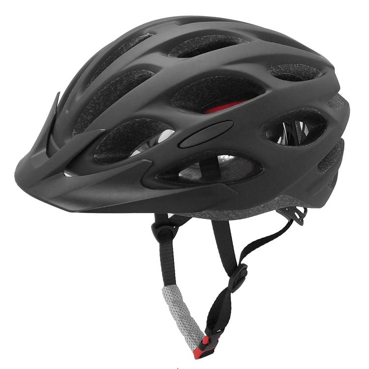 All Round Airflow Bike Helmet With Detachable Visor