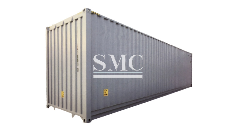 Container, Aluminium-Frachtcontainer, großer Edelstahlcontainer