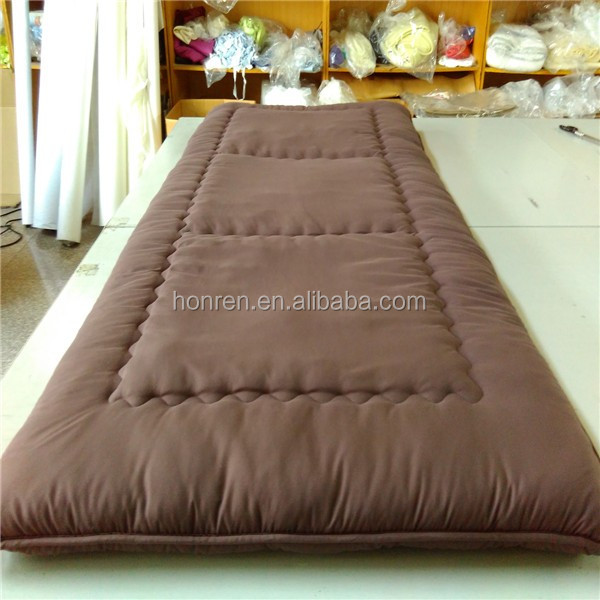 hot sales mattress pad for bedroom popular in Japan tatami mattress