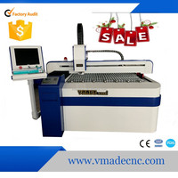 300w 500w 1000w Fiber Laser Cutting Machine/500W 1kw 2kw sheet metal laser cutting for sale
