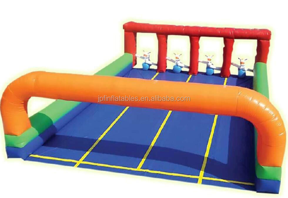 HOT!! inflatable derby horse racing game, inflatable horse racing game