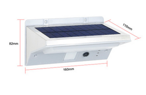 LED courtyard solar lamp/ wall lamp