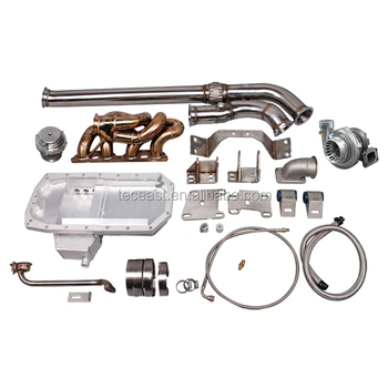 Transimission Mount Turbo Manifold Sr20det Mesin Minyak Pan Kit Untuk  Datsun 510 Swap - Buy Intercooler Pipa Kit,Untuk Datsun 510 Swap,Turbo  Manifold