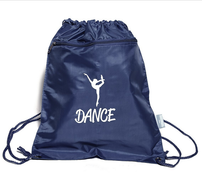 Polyester Kids' Drawstring Bag