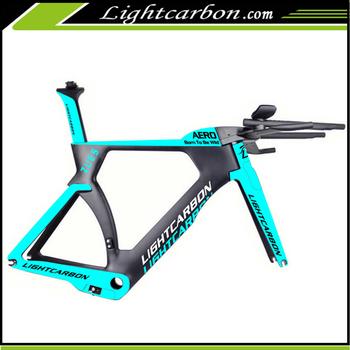 2017 Lightcarbon Latest Design Full Carbon Fiber Road Bike Frame ...