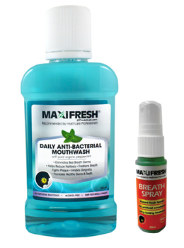 Anti Bacterial Mouth Wash