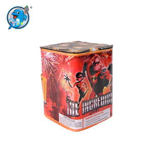 19 shots consumer cake standard fireworks and firecrackers for sale