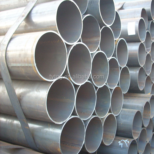 high quality black iron pipe ASTM Q195 Q235 steel pipe for building materials,carbon steel pipe diameter 1500mm