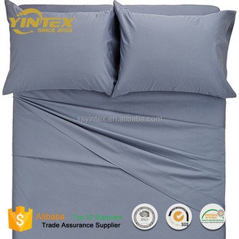 High Quality Copper Infused Bamboo Cotton Bed Sheets Sets