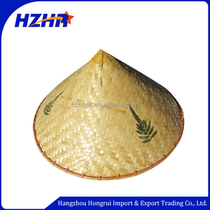 af8d85b6d0a72 Bamboo Conical Hat