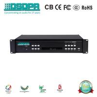 DSPPA MP9807C PA System CD/MP3/MP4/VCD/DVD player