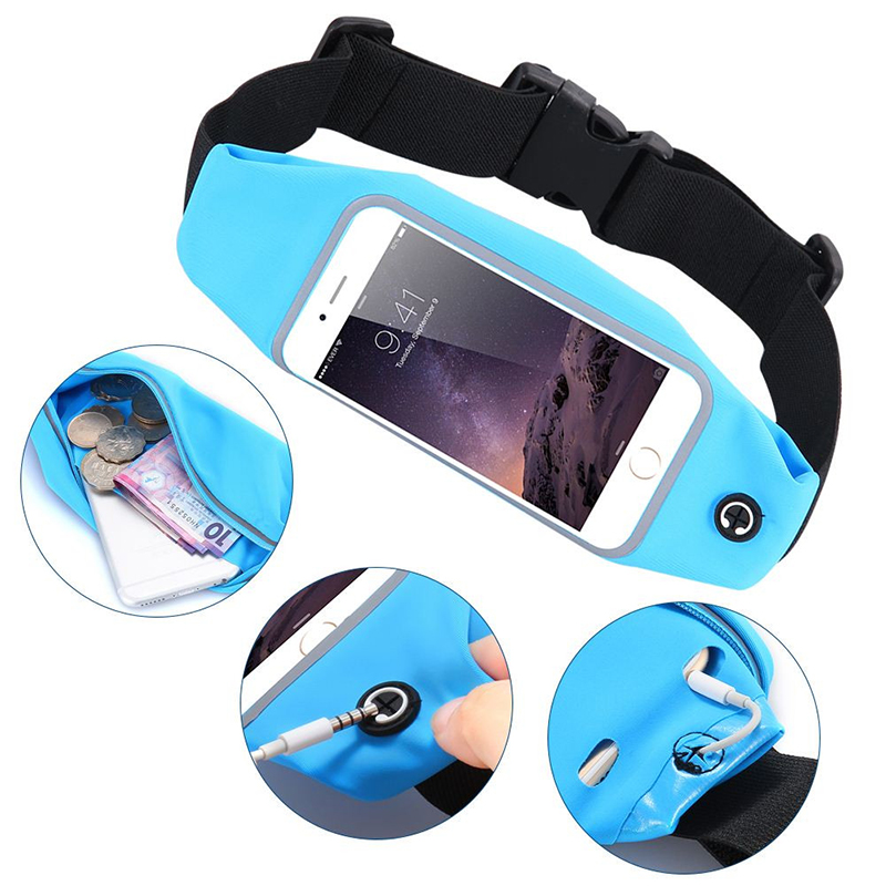 Wholesale excellent product touch screen bag for running, phone running bag with good quality