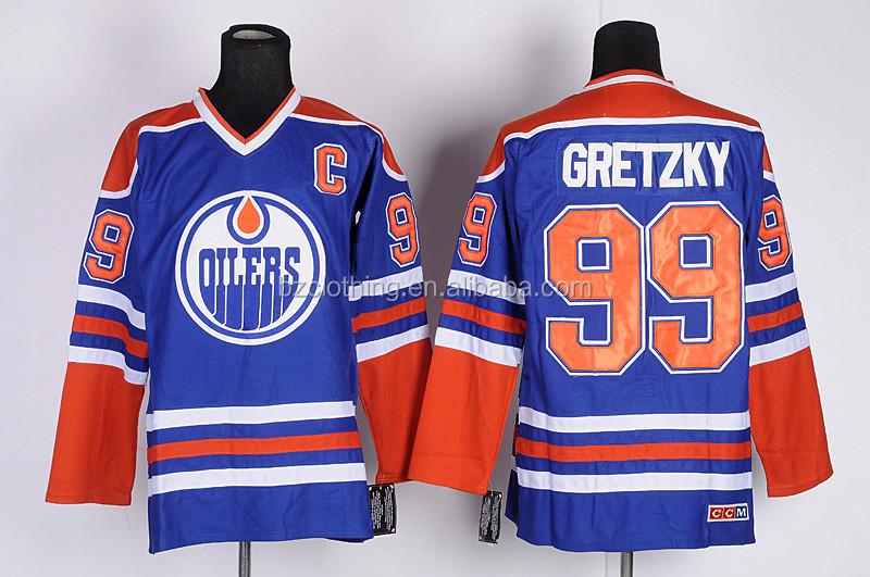 736fcad97 ... Wayne Gretzky 99 Orange All Star NHL Ice Hockey Jersey Reebok Wayne  Gretzky Edmonton ...