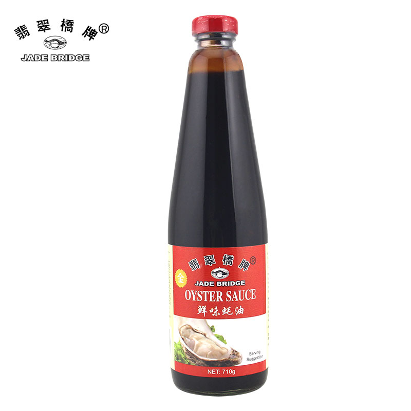 Chinese Traditional Natural Oyster Sauce 710g