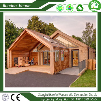 Prefab Small Garden House Kids Wooden House
