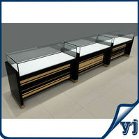 Simple Design Jewelry Display Counter/Modern Jewelry Display cabinet