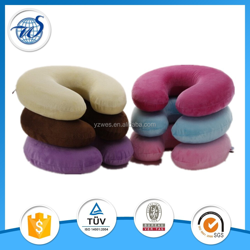 Travel pillow Bedding Neck Use and all Age Group memory foam pillows