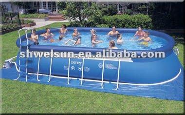 piscina de plastico 10000 litros preco