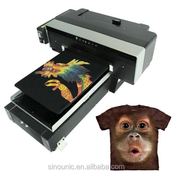 High Quality 3D T-shirt Printing Machine 3D T Shirt