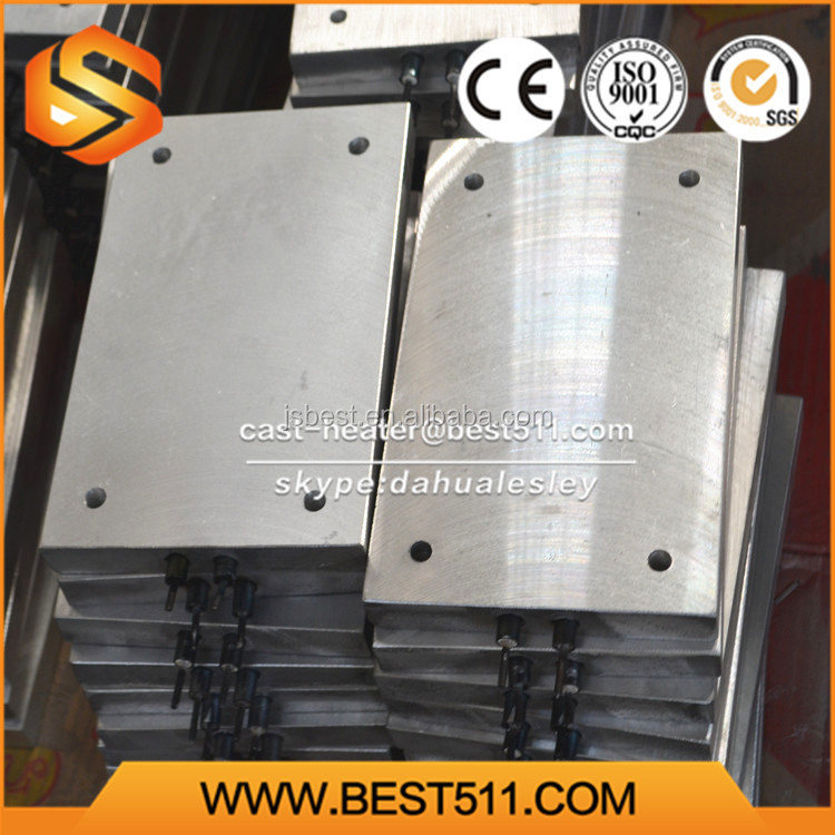 Aluminio fundido en placa del calentador calefacci n for Placa ceramica calefaccion electrica
