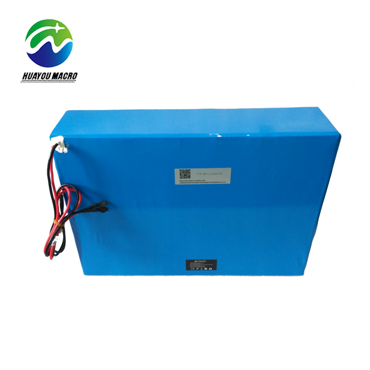 Custom 24V 180Ah Lithium Li Ion Li-Ion Lifepo4 Battery Pack