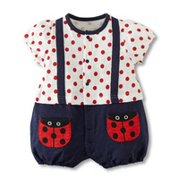 Kids garments boy's clothing sets baby bunny romper newborn baby clothes