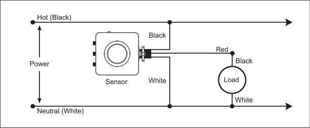 ul lisy  lux sensor  277volt motion sensor light  pir sensor
