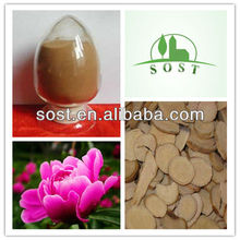 High quality natural plant extract powder of radix paeoniae rubra