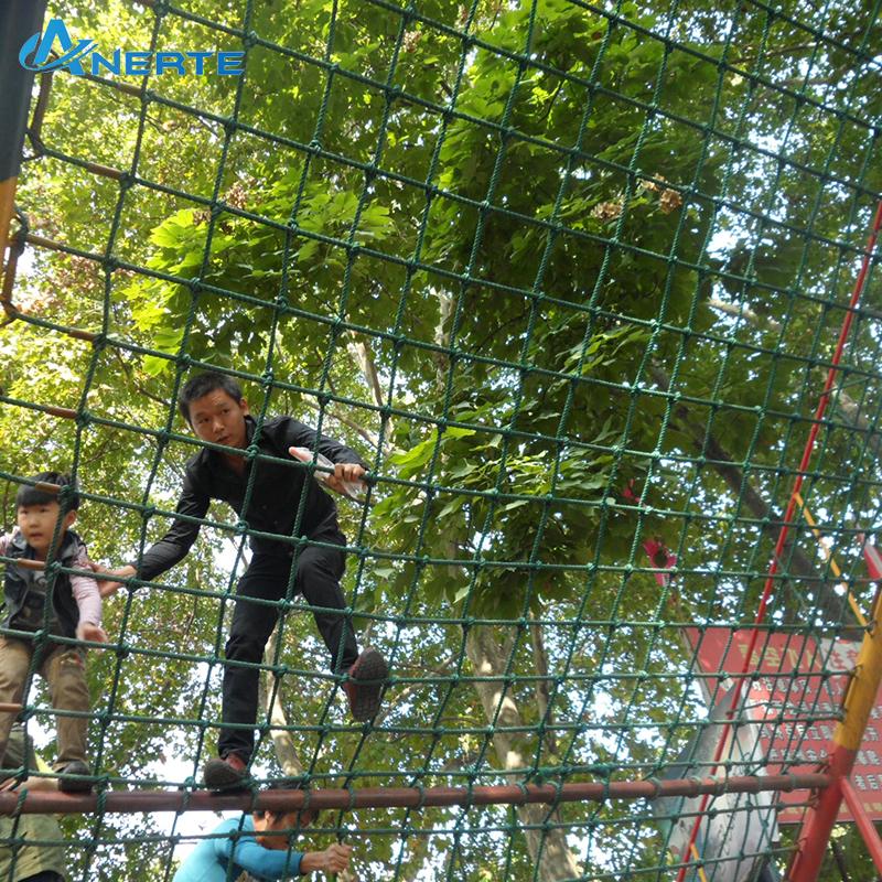 Juegos Para Ninos Al Aire Libre Escalada Redes De Seguridad Para