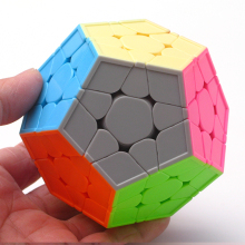 YuXin Little Magic Megaminx Cube Stickerless Educational Toys Wholesale Hot Sell