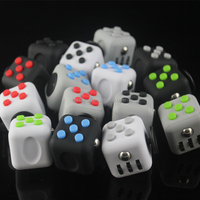 Fidget Cube 2017 Best Selling Toy 6 Sides Magic Toy baby toy