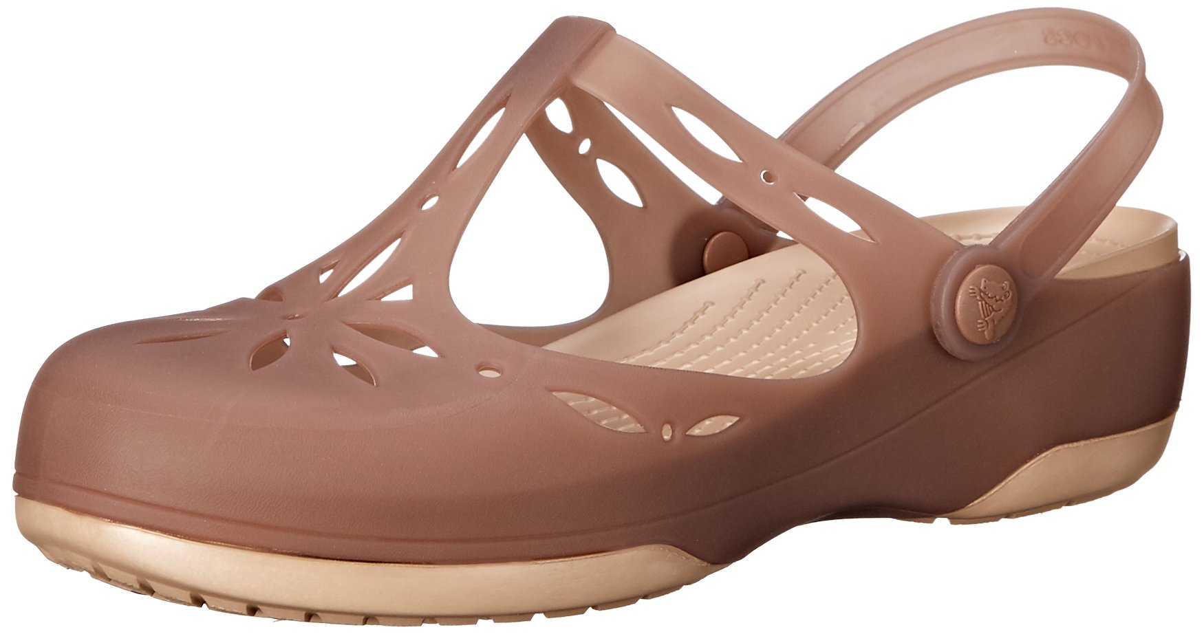 a86756f5a9e70b Get Quotations · Crocs Women s Carlie Cutout Clog