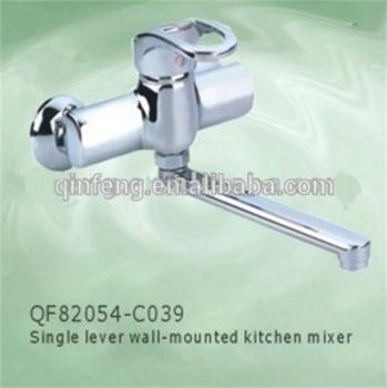 Einzigen Handgriff Wandmontage Küchenspüle Wasserhahn,Küchenarmatur ...