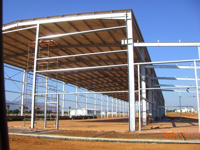Low-price Professional Steel Structure Warehouse Building Design Supplier China