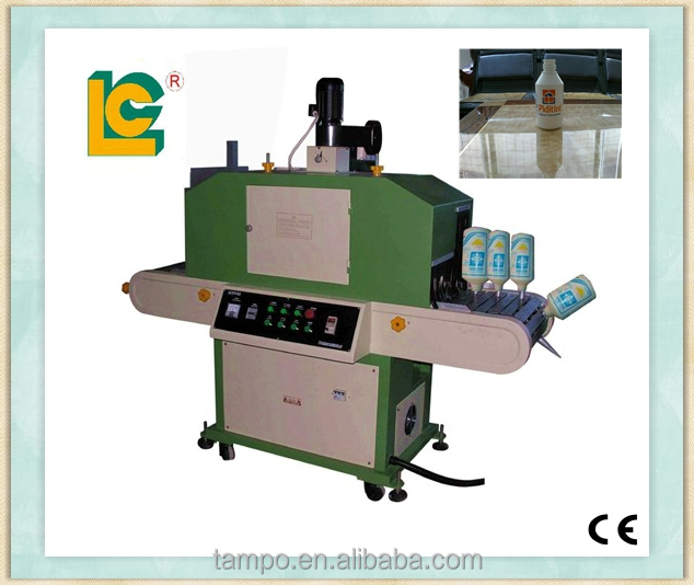 Round/Plane Surface UV Drying Machinery/photo crystal uv curing machine LC-4000UVS2