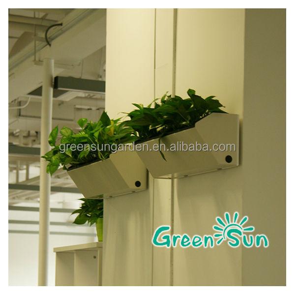 diy vertikalen gartenmauer k nstliche pflanze wand. Black Bedroom Furniture Sets. Home Design Ideas