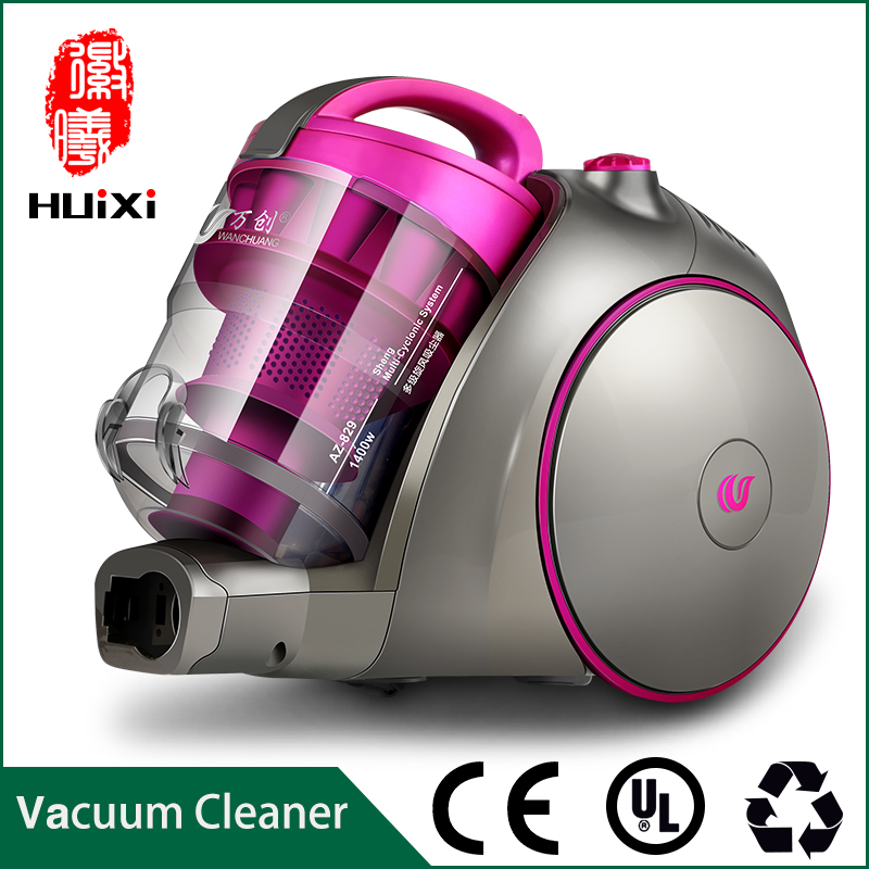 Best sell cheap low noise motor dry vacuum cleaner