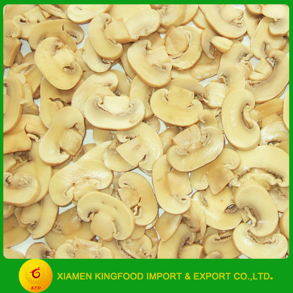 export canned mushroom slice in high quality